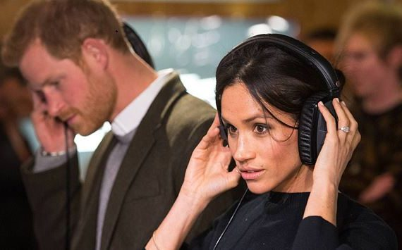 Prince Harry, Meghan Markle's romance to be made into a movie | TheCable.ng
