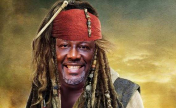 Dino Melaye as Jack Sparrow in prate of the Caribbean | TheCable.ng