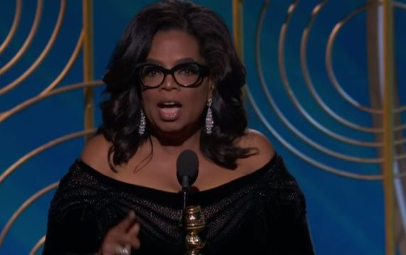 Oprah Winfrey's 2018 Golden Globes speech | TheCable.ng