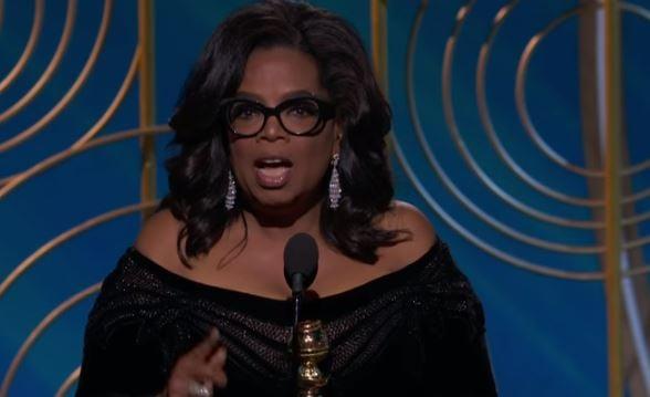 Oprah Winfrey's 2018 Golden Globes speech   TheCable.ng