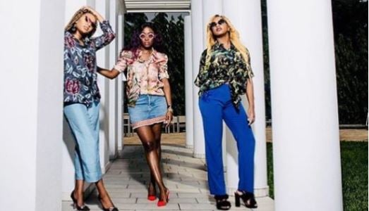 SPOTLIGHT: DJ, singer & fashion blogger.. the Otedola sisters on…