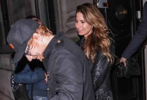 Ed Sheeran engaged to childhood sweetheart who inspired 'Perfect'
