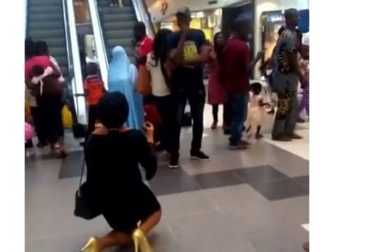 Lady's wedding proposal gets rejected | TheCable.ng
