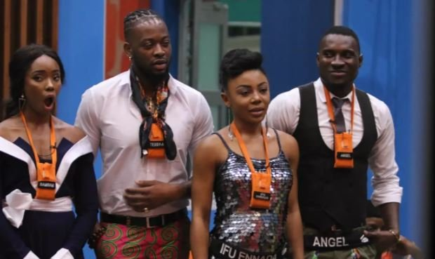 BBNaija: How Khloe, K.Brule were sacked from show