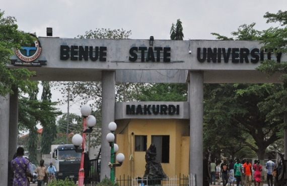 Benue varsity shut down as students protest 'no fees, no…