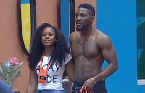 BBNaija: Tobi, Cee-C kiss and make up | TheCable.ng