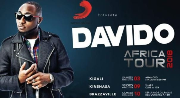 Davido partners Temple for Francophone Africa tour | TheCable.ng