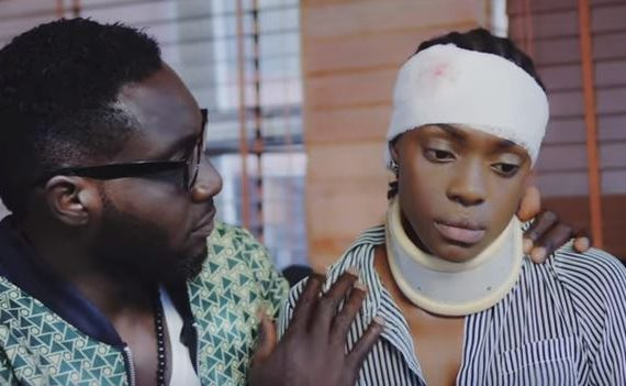 Djinee features Beverly Osu in 'Find You' video | TheCable.ng