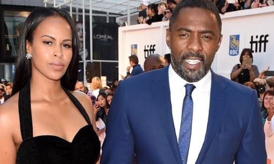 WATCH: Idris Elba proposes to beauty queen girlfriend Sabrina Dhowre