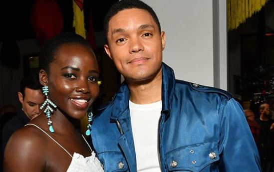 Lupita Nyong'o to play Trevor Noah's mother in 'Born a Crime' movie | TheCable.ng