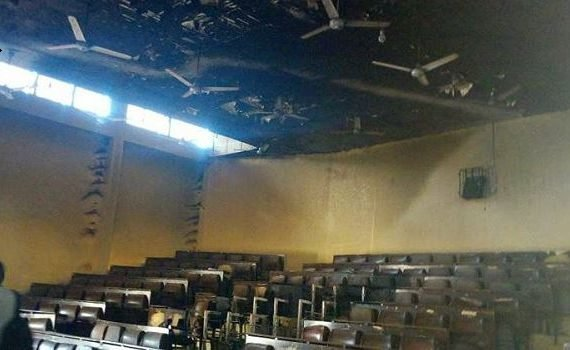 Examination suspended as MAUTECH students riot over 'blasphemy' | TheCable.ng