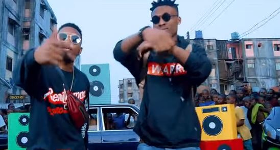 WATCH: Efe, Olamide depict street life in video for 'Warri' | TheCable.ng