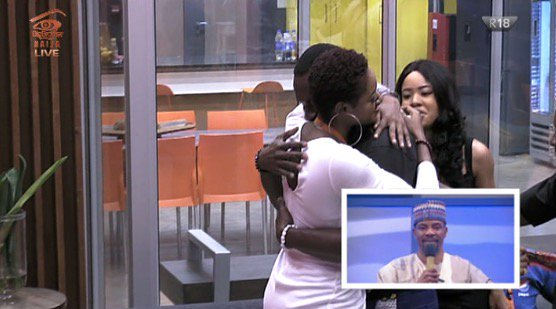 #BBNaija: Ahneeka, Angel evicted