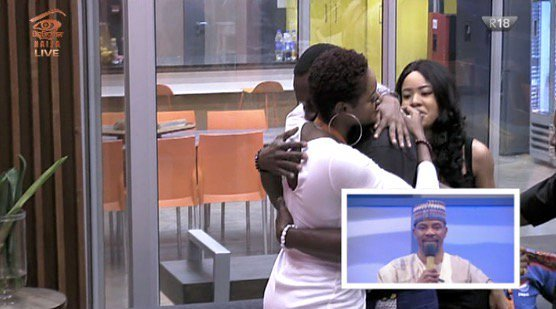 BBNaija 2018: Teddy A professes love to Bambam
