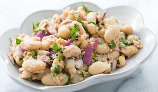 Beans Tuna