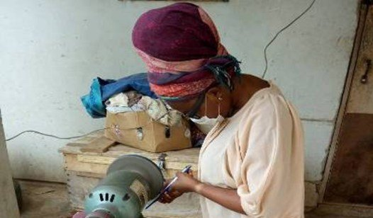 From varsity to shoemaking, meet the 'strong lady' running a…