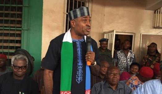 Actor Kenneth Okonkwo running for governor of Enugu | TheCable.ng