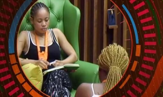 BBNaija: Nina takes up Biggie's role, presides over diary room…