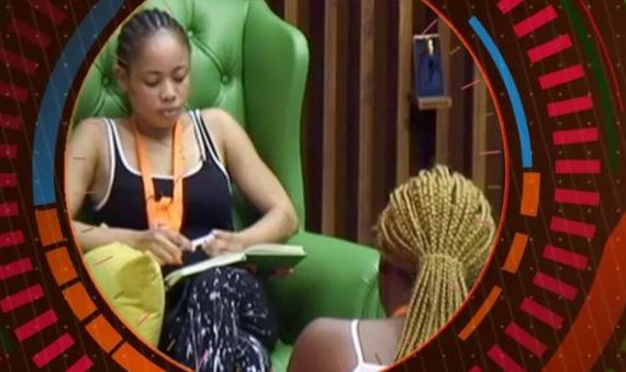 BBNaija: Nina takes up Biggie's role, presides over diary room session | TheCable.ng