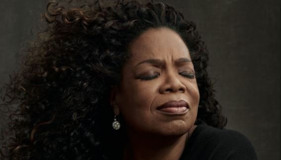 Oprah Winfrey waiting for God to convince her to run for president