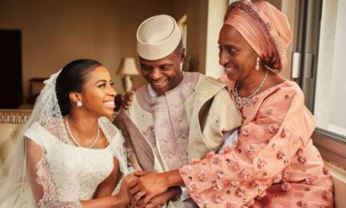 Dolapo Osinbajo's step-by-step guide on baking daughter's wedding cake