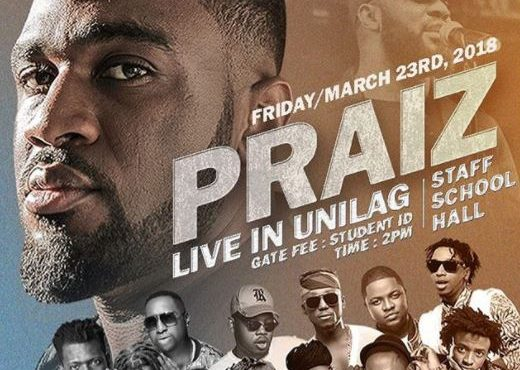 Yemi Alade, Skales to perform as Praiz headlines free concert…