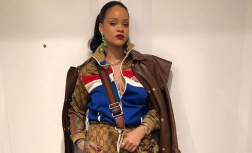 Rihanna promotes 'Nowo' by Wizkid and DJ Spinall | TheCable.ng