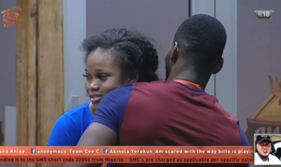 BBNaija: Tobi loses cool after Cee-C claims she's a 25-year-old virgin | TheCable.ng