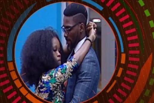 BBNaija's Tobi and Cee-C share emotional slow dance | TheCable.ng