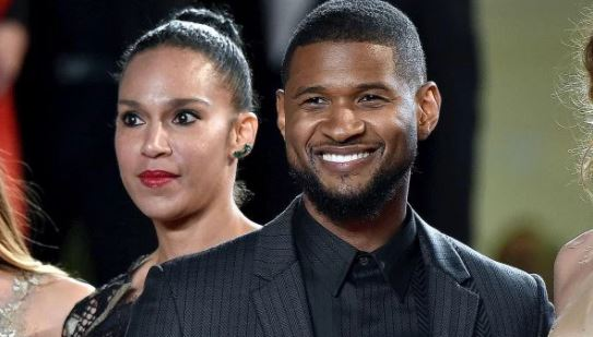 Usher, wife announce separation -- months after herpes scandal | TheCable.ng