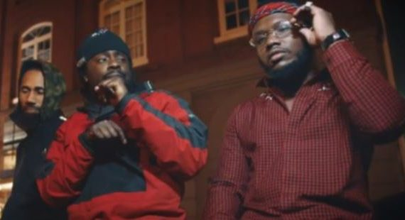 WATCH: Phyno, Chief Obi make cameo appearance in Wale's 'Staying…