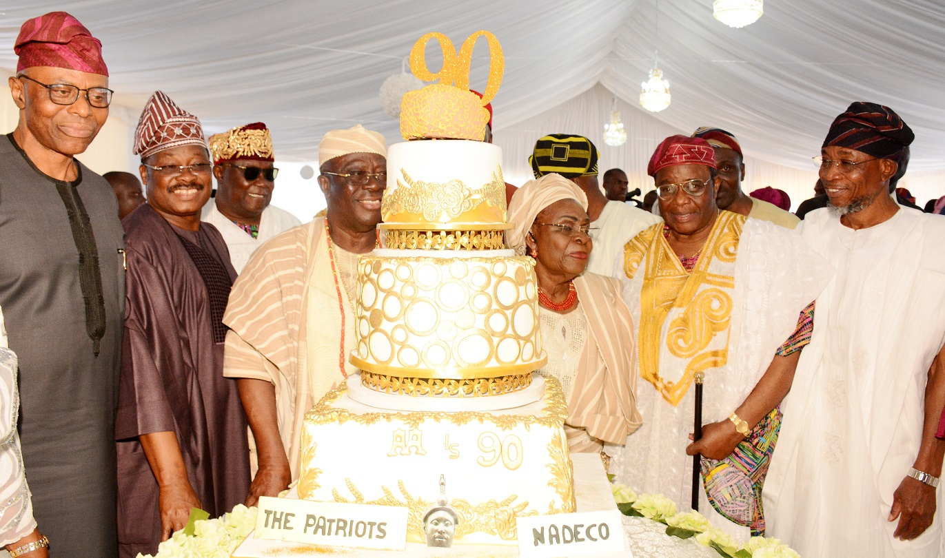 90th Anniversary of Chief Samuel Adebanjo 4