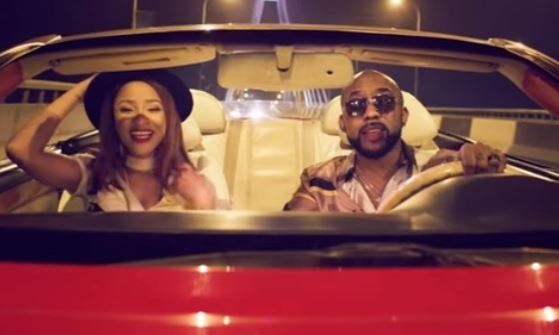 WATCH: Adesua Etomi duets with Banky W on new song | TheCable.ng
