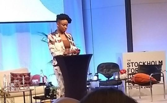 Chimamanda Adichie shares her shocking sexual assault story at 17!