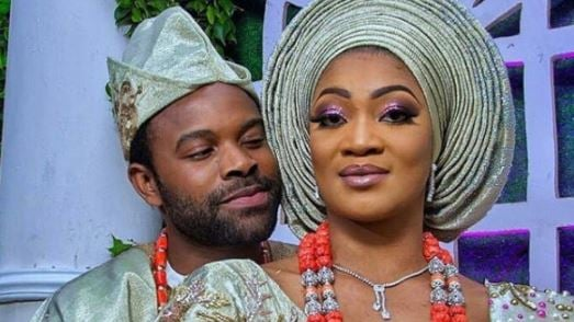 PHOTOS: Actor Gabriel Afolayan holds traditional wedding | TheCable.ng