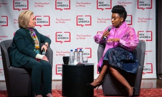 Chimamanda Adichie defends question she asked Hillary Clinton | TheCable.ng