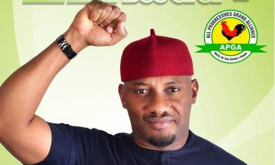Yul Edochie — who won 145 votes in governorship poll…