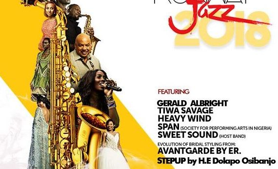 Runway Jazz returns with Tiwa Savage, Gerald Albright as headliners