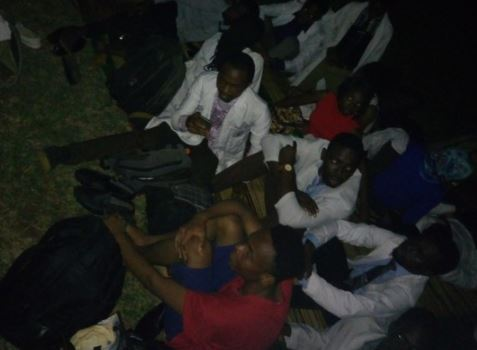 University Of Ibadan Evicts Medical Students After Protest Against Fee Hike