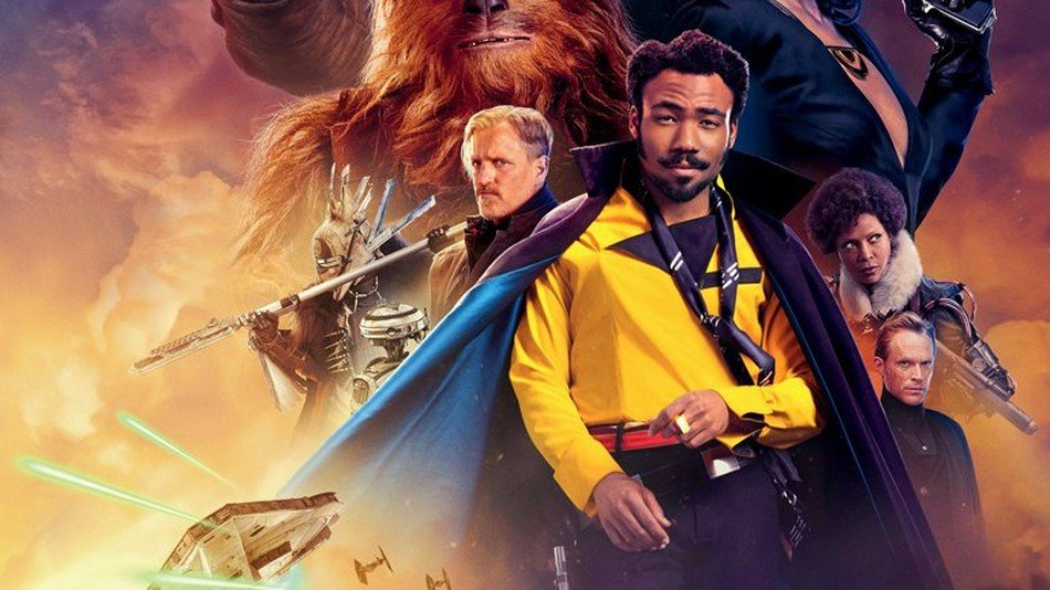 Solo: A Star Wars Story struggles to take off in opening weekend