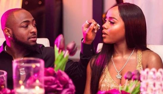 PHOTOS: Davido 'reconciles' with Chioma, takes her on visit to…