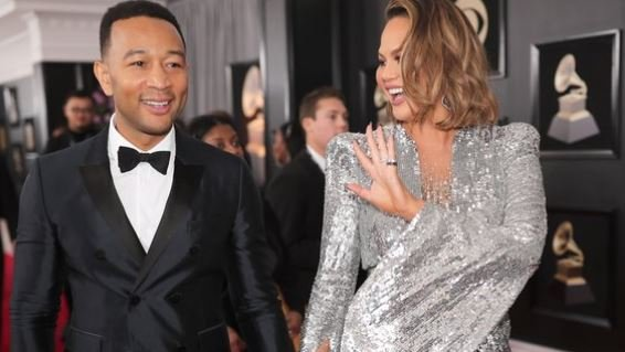 Chrissy Teigen And John Legend Announce Birth Of Second Baby