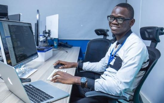 SPOTLIGHT: How Seun Martins defied his parents to pursue software…