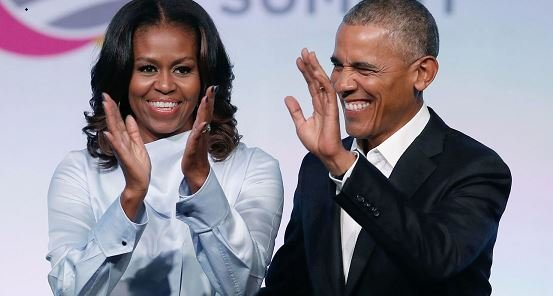 Michelle and Barack Obama sign deal to make films for…