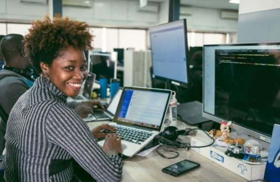 SPOTLIGHT: Meet Tolu Komolafe, the inspiring female whizkid of coding