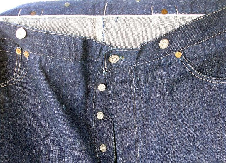 125-year-old Levis sell for nearly $100000
