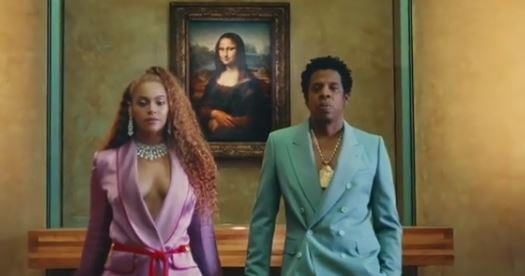 Beyonce and Jay-Z stun fans with surprise album 'Everything Is…