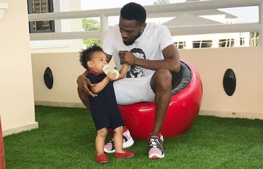 D'banj bereaved as one-year-old son 'drowns inside swimming pool'