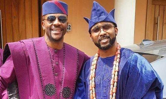 Ebuka Obi-Uchendu is Nigeria's best dressed man, says Banky W