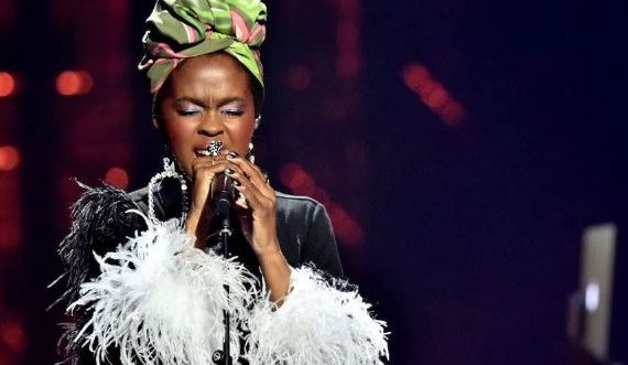 Mr Eazi, Patoranking to join Lauryn Hill on 'Miseducation' tour